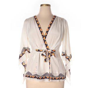 Bcbg Max azria kimono top